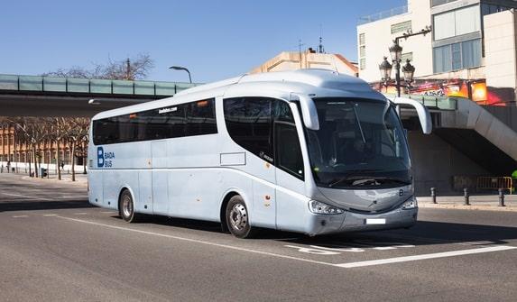 autobus desde el Aeropuerto de barcelona