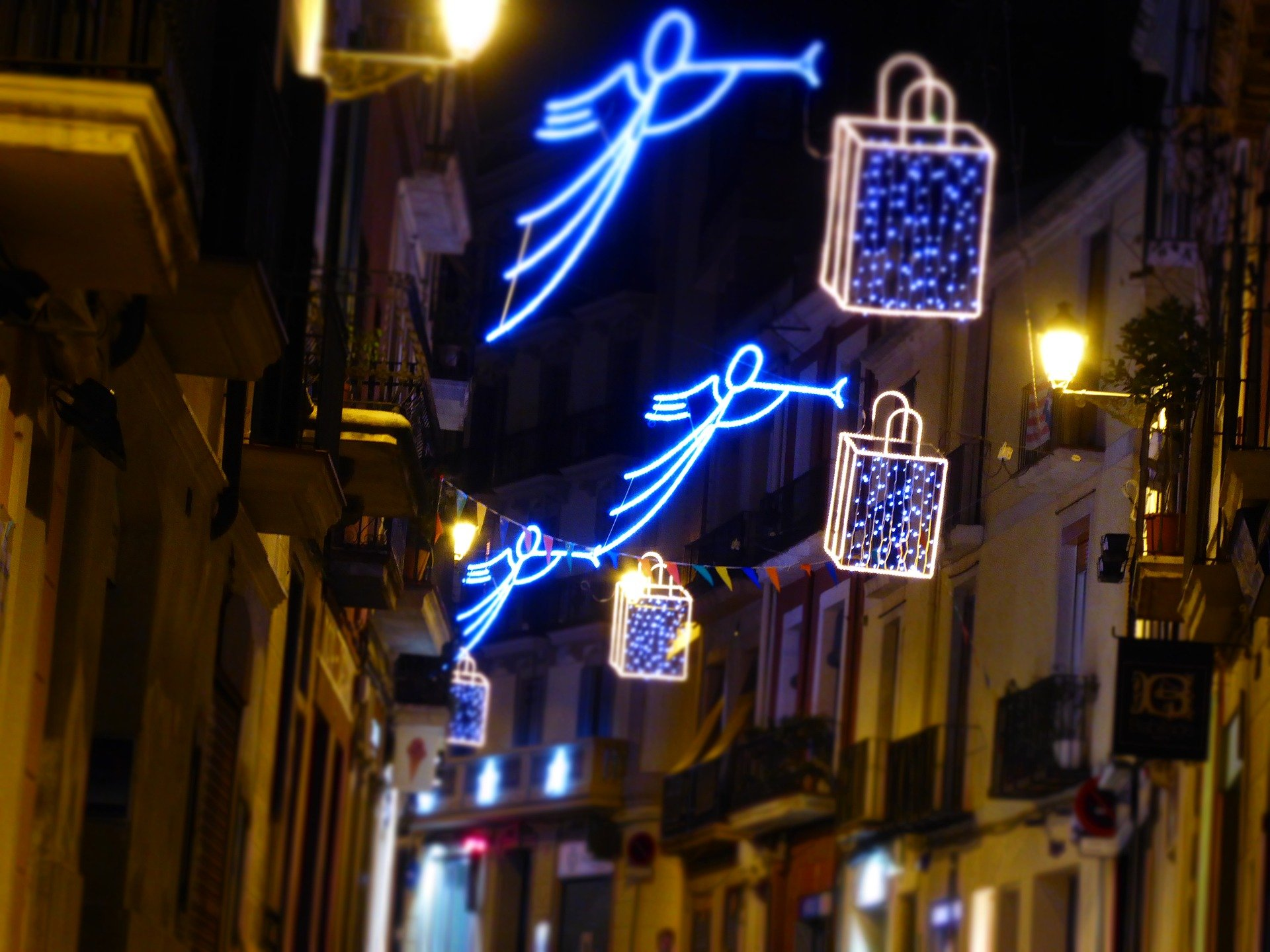 Vive la Navidad en Barcelona
