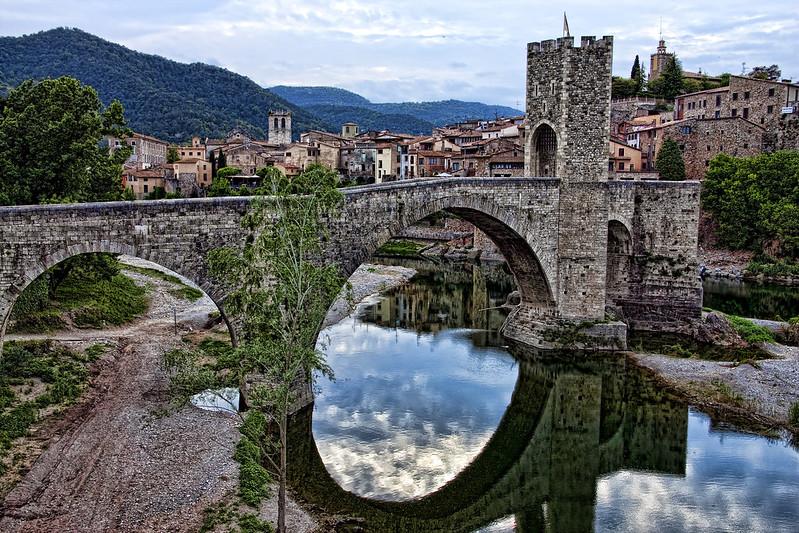 pueblos medievales en catalunya