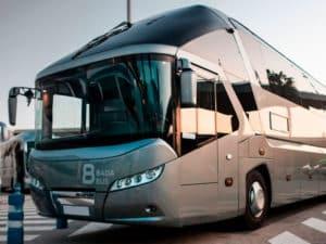alquiler autobús barcelona