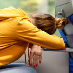 Cómo no marearse en el autobús